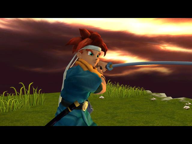 3. Chrono Trigger.  Скриншотов.